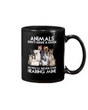 Animals hearing Mug thumbnail