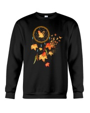 Cat leaf 0410 Crewneck Sweatshirt thumbnail