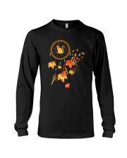 Cat leaf 0410 Long Sleeve Tee thumbnail