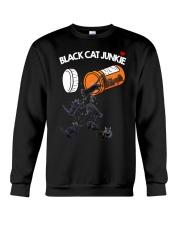 THEIA Black Cat Junkie 2007 Crewneck Sweatshirt thumbnail