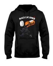 THEIA Black Cat Junkie 2007 Hooded Sweatshirt thumbnail
