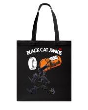 THEIA Black Cat Junkie 2007 Tote Bag thumbnail