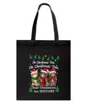 Maine Coon Ornaments Tree 2210  Tote Bag thumbnail