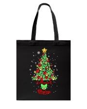 Meowie Christmas Tote Bag thumbnail