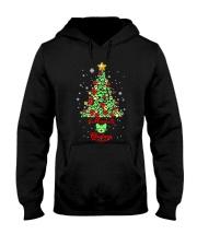 Meowie Christmas Hooded Sweatshirt thumbnail