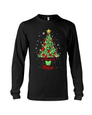 Meowie Christmas Long Sleeve Tee thumbnail