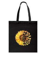 More Cats and sunflower Tote Bag thumbnail