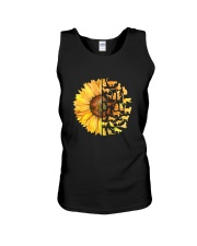 More Cats and sunflower Unisex Tank thumbnail