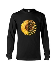 More Cats and sunflower Long Sleeve Tee thumbnail