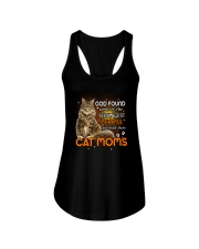 Maine Coon Cat Mom 1510  Ladies Flowy Tank thumbnail