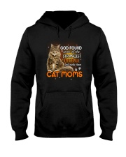 Maine Coon Cat Mom 1510  Hooded Sweatshirt thumbnail