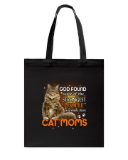 Maine Coon Cat Mom 1510  Tote Bag thumbnail