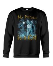 Cat Patronus New Crewneck Sweatshirt thumbnail