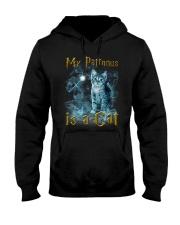 Cat Patronus New Hooded Sweatshirt thumbnail