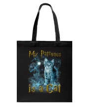 Cat Patronus New Tote Bag thumbnail