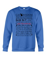 Cat Wisdom 2112 Crewneck Sweatshirt thumbnail
