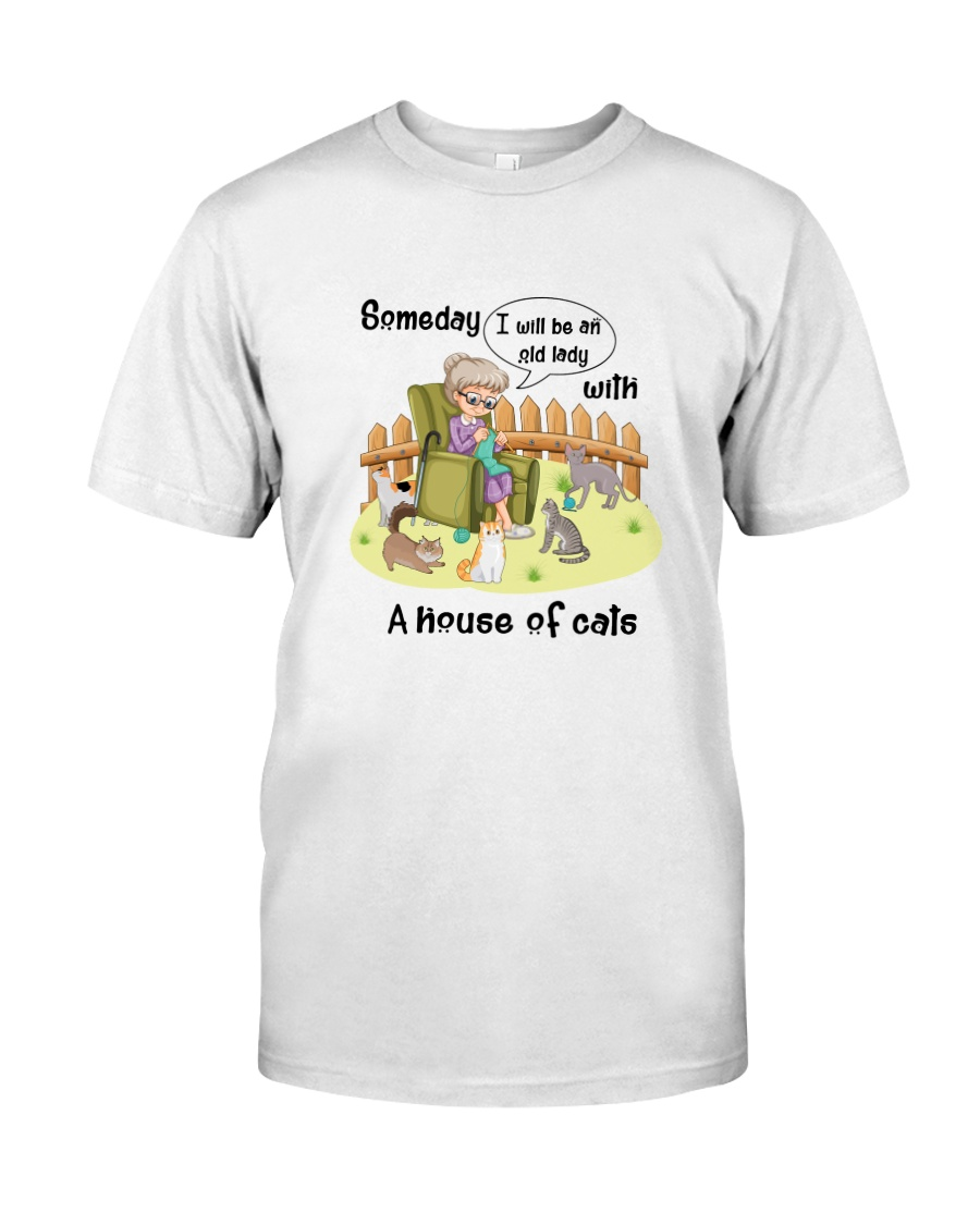 A House Of Cat 1503 Classic T-Shirt
