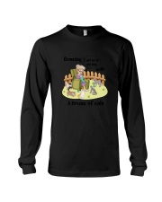 A House Of Cat 1503 Long Sleeve Tee thumbnail