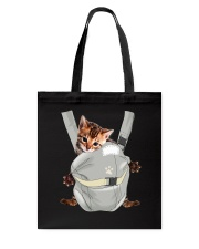 Bengal Cat Carrier Backpack 1012 Tote Bag thumbnail
