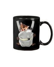 Bengal Cat Carrier Backpack 1012 Mug thumbnail