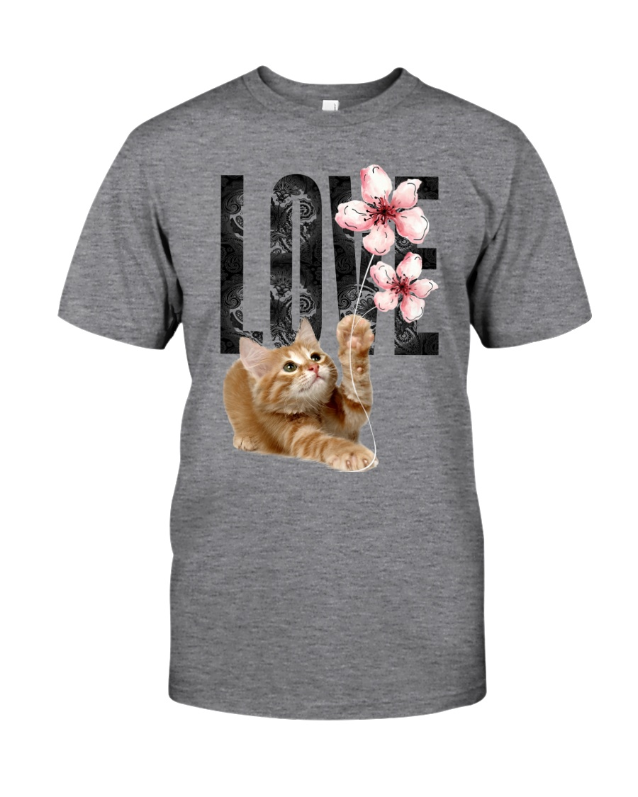 Maine Coon LOVE Classic T-Shirt