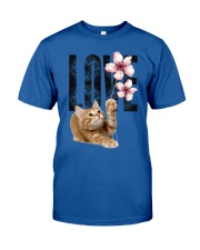 Maine Coon LOVE Classic T-Shirt tile