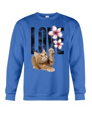 Maine Coon LOVE Crewneck Sweatshirt thumbnail