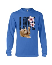 Maine Coon LOVE Long Sleeve Tee thumbnail