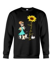 Cat You are my sunshine 1209 Crewneck Sweatshirt thumbnail