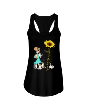 Cat You are my sunshine 1209 Ladies Flowy Tank thumbnail