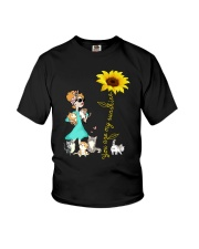 Cat You are my sunshine 1209 Youth T-Shirt thumbnail