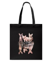 Sphynx Believe Yourself 1512 Tote Bag thumbnail