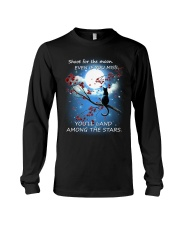 Cat Moon And Star Long Sleeve Tee tile