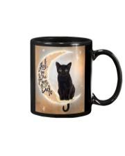 Black Cat Love Moon And Back 2512 Mug thumbnail