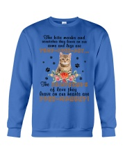 Cat Purrmanent  Crewneck Sweatshirt tile