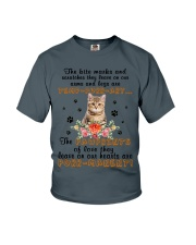 Cat Purrmanent  Youth T-Shirt thumbnail