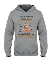Cat Purrmanent  Hooded Sweatshirt thumbnail
