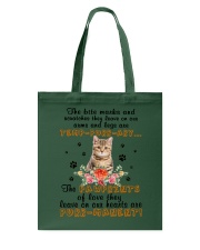 Cat Purrmanent  Tote Bag thumbnail