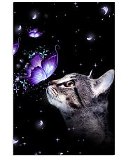 Cat Butterfly 11x17 Poster front