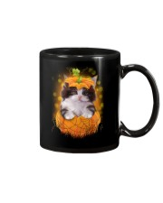 Cute cat Halloween Mug tile