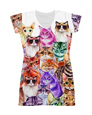 Cat Color  All-over Dress thumbnail