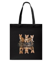 Bengal Believe Yourself 1512 Tote Bag thumbnail