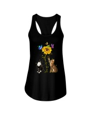 You Are My Sunshine 1009 Ladies Flowy Tank thumbnail