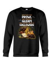 Black Cat Prowl 2707 Crewneck Sweatshirt thumbnail
