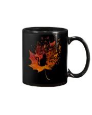 Autumn Cat Mug thumbnail