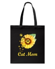 Cat Mom Tote Bag thumbnail