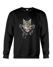 Maine Coon Inside Crewneck Sweatshirt tile