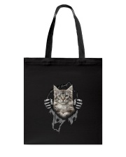 Maine Coon Inside Tote Bag thumbnail