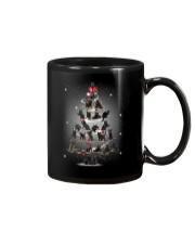 Black Cats Pine Tree 1709 Mug thumbnail