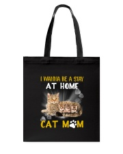 Apollo Cat Mom Family Tote Bag thumbnail